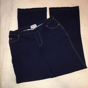 Pajama jeans pants size medium